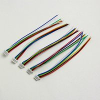 SH 1.0mm (6P) Cable (10CM / 5PCS) [03-900]