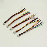 SH 1.0mm (7P) Cable (10CM / 5PCS) [03-901]