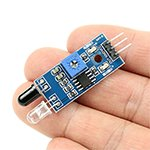 Adjustable IR Infrared Obstacle Avoidance Sensor Module for Arduino Robot [03-888]