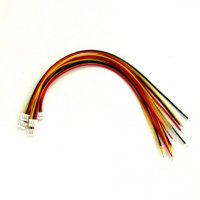 Molex PicoBlade 1.25mm (3P) Cable (15CM / 5PCS) [03-904]