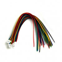 SH 1.0mm (5P) Cable (10CM / 5PCS) [03-899]