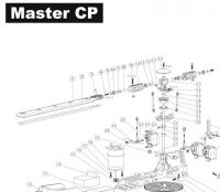 Master CP 分解図