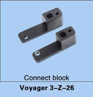 Walkera Voyager 3-Z-26 Connect block