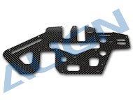 【H45028A-NS】【KIT抜き取り】 メインフレーム カーボン製・1.2mm V2タイプ (TR)