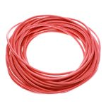 AWG Silicon Wire (10CM / 12# / Red) [03-113]