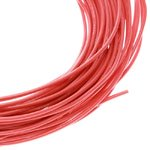 AWG Silicon Wire (10CM / 18# / Red) [03-170]