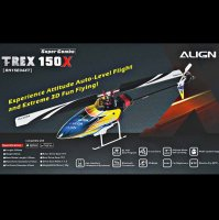 【RH15E04XW】 T-REX 150X スーパーコンボ 【BTF】 (TR)
