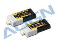 【HBP03001】 リポバッテリー 2S1P 7.4V 300mAh/30C 【T-REX150】 (TR)
