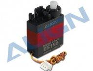 【HSD15501】 デジタルサーボ Digital Servo  DS155 【T-REX150】 (TR)