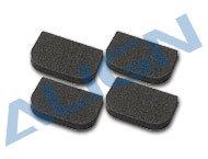 【H45135】バッテリーマウントフォーム Battery Mount Foam 【450EFL 3GX Pro】 (TR)