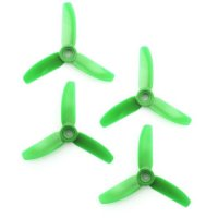 HQ Durable Prop  3X3X3 Green (2CW+2CCW)-Poly Carbonate [HQ-793724]