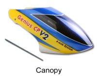 HM-Genius-CP-V2-Z-01 - Canopy (Blue)