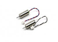 ★特価★LDARC/KingKong Tiny6 0615mm Brushed Motor for Micro Quad (1xCW & 1xCCW / 1S Li-Po) [07-503]
