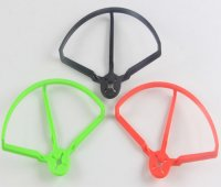 RCX 5-Inch Propeller Guard (Black / 4pcs) [09-209]