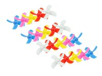 KingKong LDARC 31mm 4 Blade Propeller (10 Pairs / 5 Colors / Tiny6X Tiny6) [01-708]