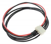 Charging Wire Extension Cable for 4S (20CM / 4-Cell Li-Po Battery / 14.8V)[03-303]