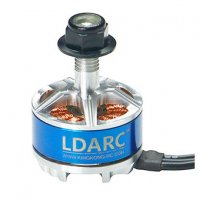 KingKong LDARC XT1806-2500KV Brushless Motor (CCW Prop Shaft - CW Rotation)[07-618]