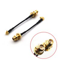 MMCX to SMA-JACK Pigtail Antenna Cable for 5.8G VTX AV Transmitter (1pc)[09-399]