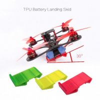 Battery Protector & Skid for Multirotor [VT]