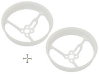 ★10%OFF★Rakonheli CNC Delrin 40mm Propeller Duct (2) (for 66DQX980)[RK-66DQX602]