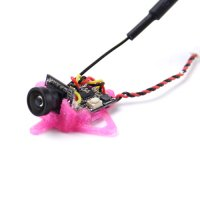 TurboWing Cyclops 2 5.8G Mini AIO VTX and Camera Mount-20 Degrees - TPU [VT]