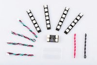 WS2812 LED Stick 2-6S 7 Color Switchable with LED Controller Board (4pcs) [09-477]