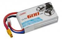 KingKong ET 115 3S Li-Polymer Battery 11.1V 600mAh 50C [02-094]