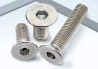 RCX Screw M3x8 (10pcs / Stainless Steel / Socket Head) [09-509]