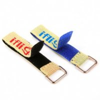 Aramid Alu Alloy Buckle Straps 20x200mm - 2個 [IF-A005280] [IF-A005281]