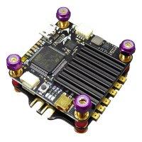EXUAV Flytower Pro V2 F4 4in1 ESC FC & VTX Board Integrated OSD Adjustable VTX [08-376]