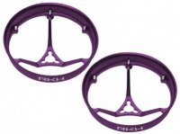 Rakonheli CNC AL 31mm Propeller Duct (for 0603, 0703, BETAFPV 0802 Motor) (Purple) [RK-66BLW605-V]