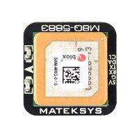 Matek GPS & Compass Module M8Q-5883 [MATEK-M8Q-5883]