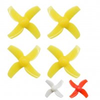 40mm 4-blade 2S Whoop Propellers (1.0mm Shaft Hole)※色選択あり [BF-00313085]