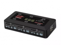 Ultra Power UP-S6 6x4.35W DC 1S Balance Charger for Micro MX MCPX LiPO/LiHVO Battery [UP-S6]