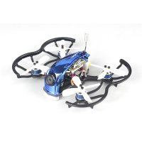 KINGKONG/LDARC 90GTI-HD 98mm 3S 2 Inch Whoop FPV Racing Drone (AC2000 S-FHSS+D16)