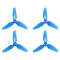 HQ 3030 3-Blade Propellers 1.5mm Shaft (2ペア/Blue) [BF-00313594]
