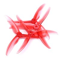 Tiger Motor (T-Motor) T5143S Ultralight Propeller (2 Pairs / Clear Red) [01-796]