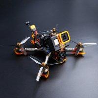 Cidora SL5 FPV Drone 4S/6S - BNF (SFHSS & FRSKY RX) [IF-IB07174]