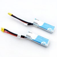 Betapfv 300mAh 2S 45C Lipo Battery (2PCS) [BF-00313522]