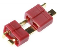 Nylon T Connector (Anti Slipper / 5 Pairs) [03-343]