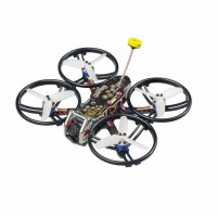 LDARC HD140 (HD版) BNF 4S  Brushless - Caddx Turtle V2/1080P (SFHSS) []