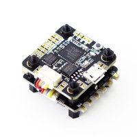F4 NOXE V1 (Upgraded) FC + EM25A 4-In-1 BLHeli_S ESC (Dshot600 / 2-4S / 20x20mm) [08-410]