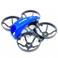 Spcmaker Mini Whale 78mm Brushless FPV Frame w/ 40mm Paddle Protection Ring with Camera Hood