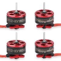 Happymodel 1-2S SE0802 Brushless Motors Micro Drone Motor 4pcs [OP]