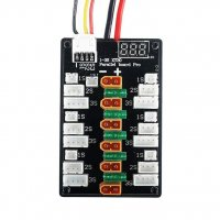 XT30 Parallel Charging Board for 2S 3S LiPo Batteries with XT30 JST (バナナコネクター) [FB-4614861]