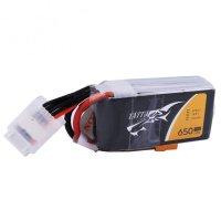 Tattu 650mAh 4S1P 75C 14.8V Lipo Battery with XT30 Plug [Tattu]
