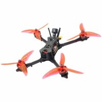 HGLRC Wind5 6S FPV Racing Drone (BNF SFHSS-AC2000 / RXなし) [MA-9900]