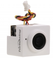 Turbowing Cyclops 3 V3 Micro HD Wide Angle FPV Camera w/ Built-in DVR [09-460]