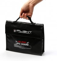 Lipo Guard Bag Pouch Sack for Safe Charge & Storage 240x190x60mm [IF-BC05789]
