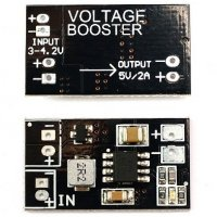 Matek Voltage Booster, 1S Li to 5V [MATEK-VB2A5V]